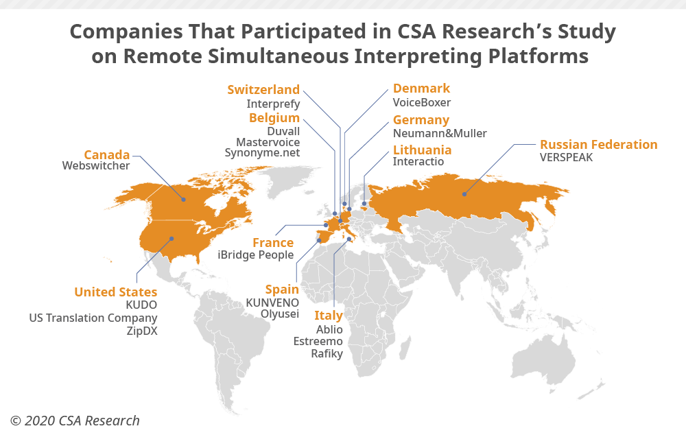 Estreemo on CSA Research Report 2020